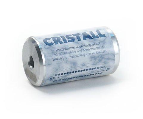 H2O Cristall Doppelmagnet zur Energetisierung