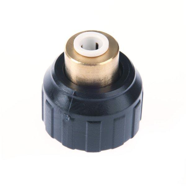 Aufschraub-Verbinder 3/4'' IG messing 10 mm