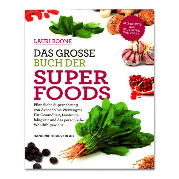 Buch der Superfoods
