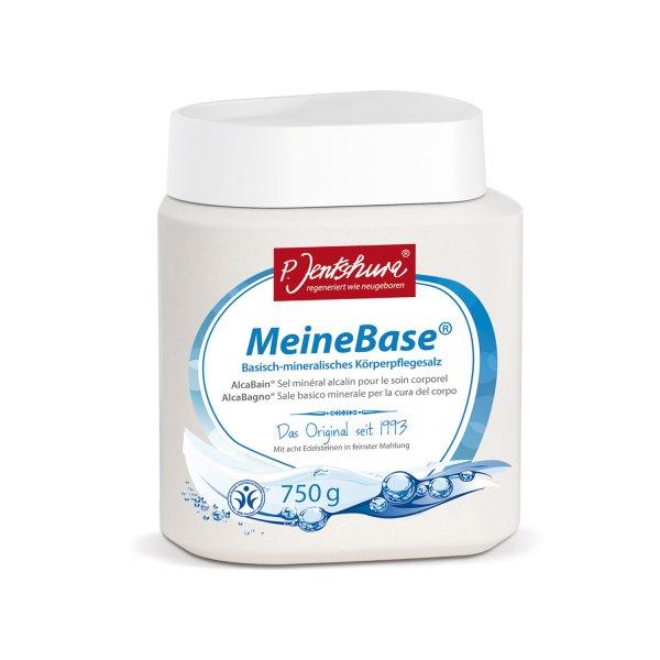 Jentschura Meine Base 750 g basisches Badesalz