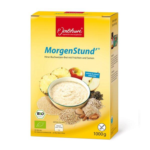 Jentschura Morgenstund 1 kg basisches Frühstück