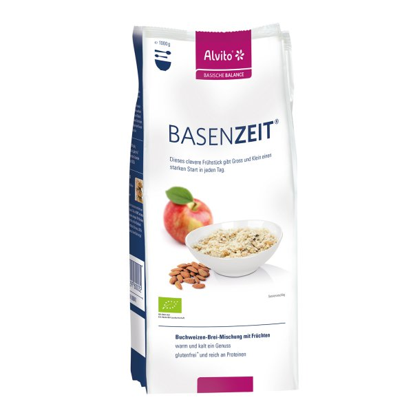 Alvito BasenZeit basisches Frühstück 1000 g