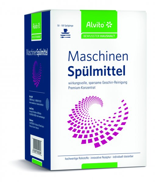 Alvito Maschinen Spülmittel 1000 g