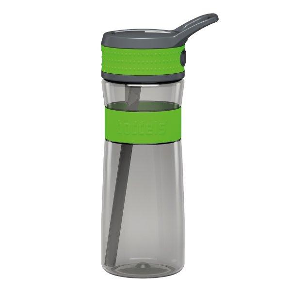boddels Trinkflasche apfelgrün/grau 600 ml