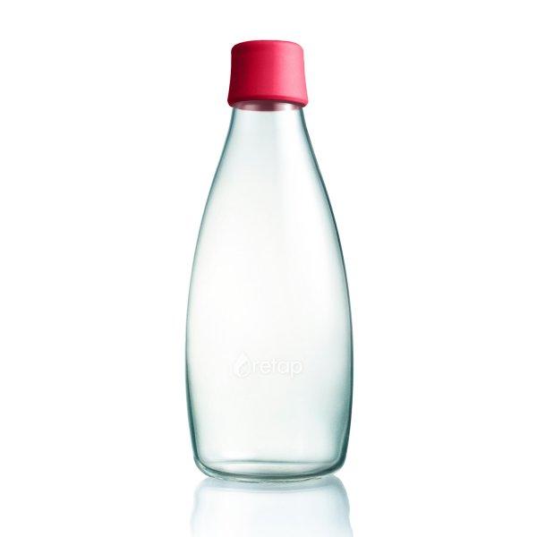 Retap 0,8 l Flasche raspberry