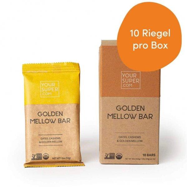 Golden Mellow Riegel - 10er