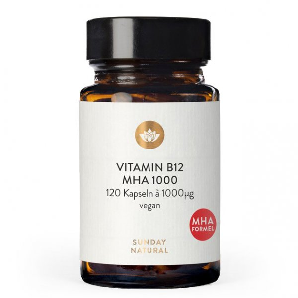 Vitamin B12 120 Kps.