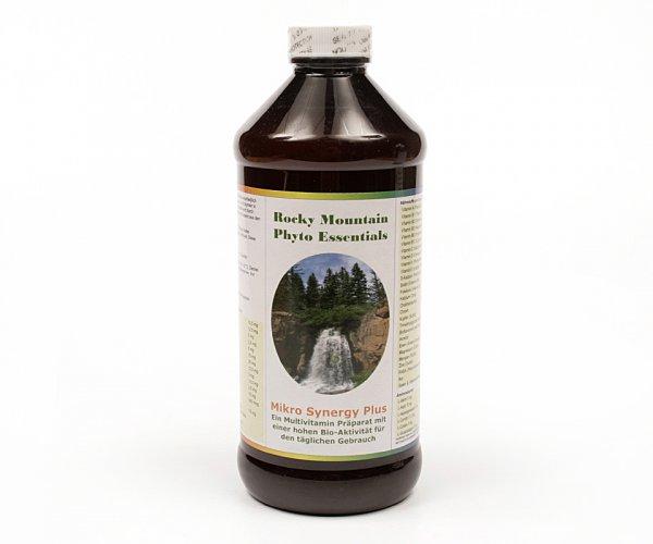 Rocky Mountain Mikromineralien und Vitamine
