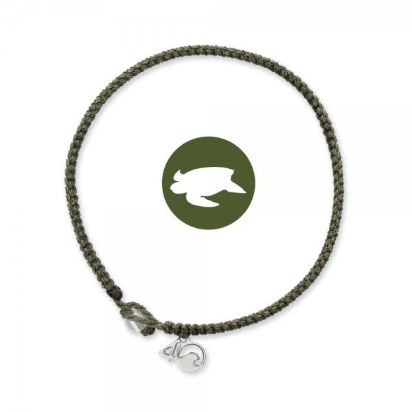 4Ocean Leatherback Turtle geflochten