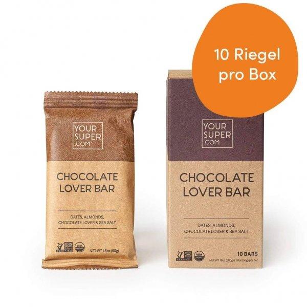 Chocolate Lover Riegel - 10er