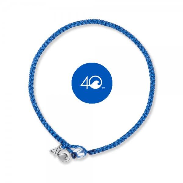 4Ocean Signature Blue geflochten
