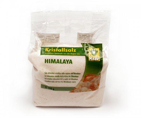 Raab Himalaya Kristallsalz 900 g gemahlen