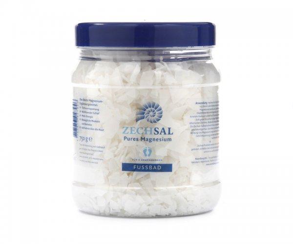 Zechsal transdermales Magnesium Fußbad 750 g