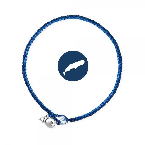 4Ocean Spermwhale Armband geflochten