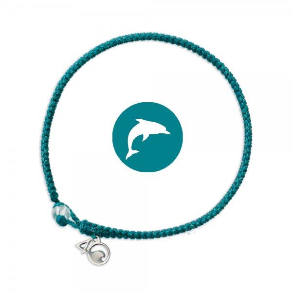 4Ocean White-Sided Dolphin geflochten