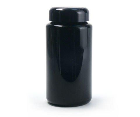Violettglas Flasche 400 ml weit