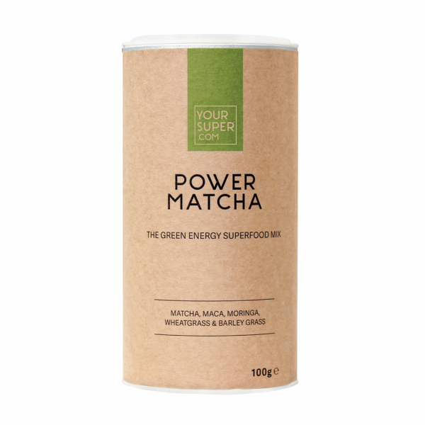 Power Matcha