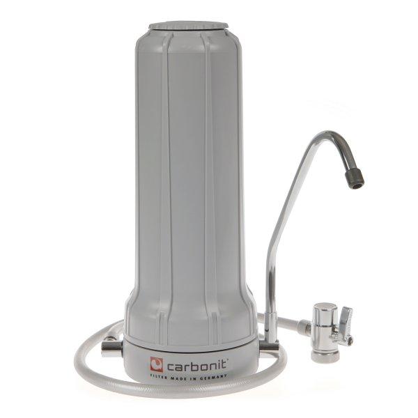 Carbonit Sanuno Wasserfilter grau