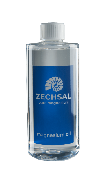 Orignal Zechsal transdermales Magnesium Öl 0,5 l Nachfüllflasche