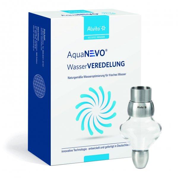 Alvito AquaNevo Juwel Verwirbler mit Glasglocke