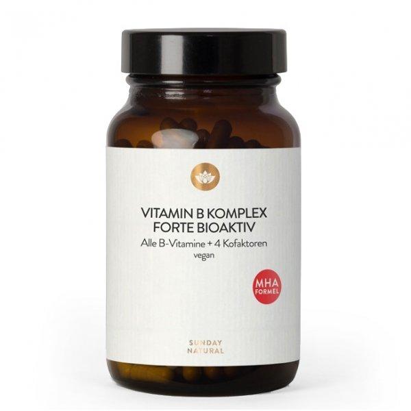 Vitamin B-Komplex Forte 60 Kps.