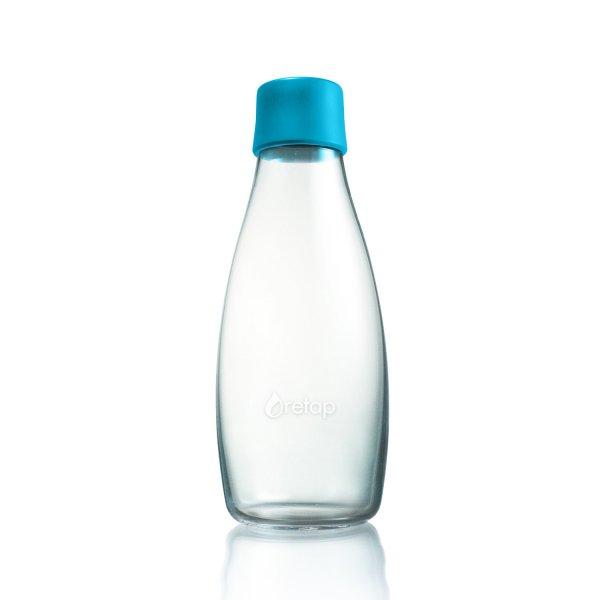 Retap 0,5 l Flasche lightblue